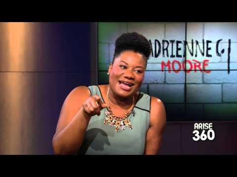 """Orange is the New Black"" Star Adrienne C. Moore!"