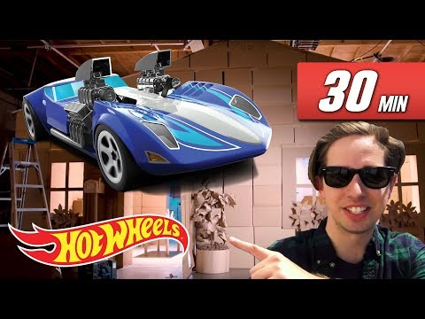 How These Epic Tracks Are Built! | Hot Wheels Unlimited | Hot Wheels
