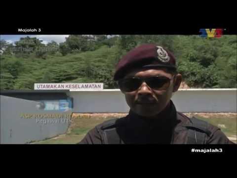 Malaysia Special Force Police Training - Unit Tindakan Khas (UTK)