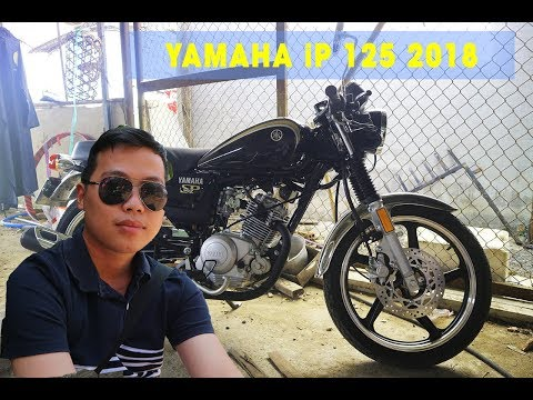 Review xe Yamaha IP 125/ Yamaha SP 125