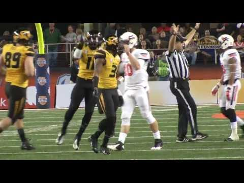 COTTON BOWL HIGHLIGHT:  EJ Gaines Interception