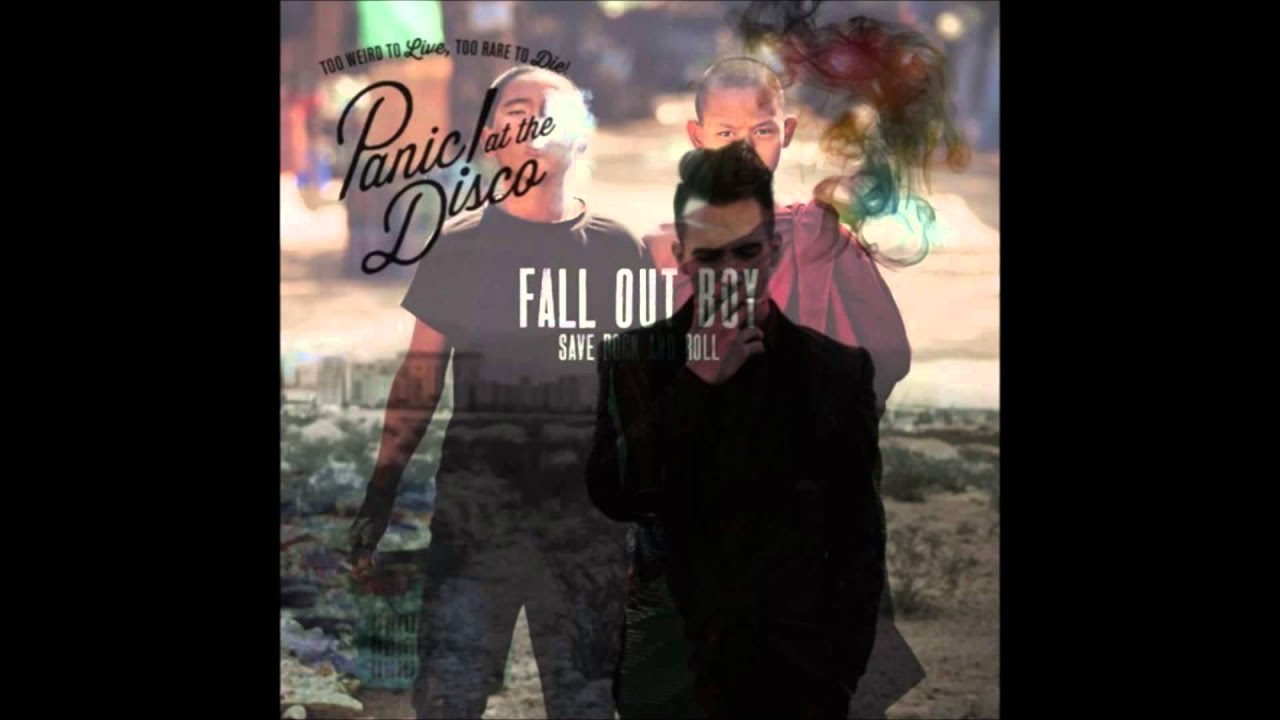 Fall Out Boy And Panic At The Disco Wallpaper Alone Together Is Gospel Youtube