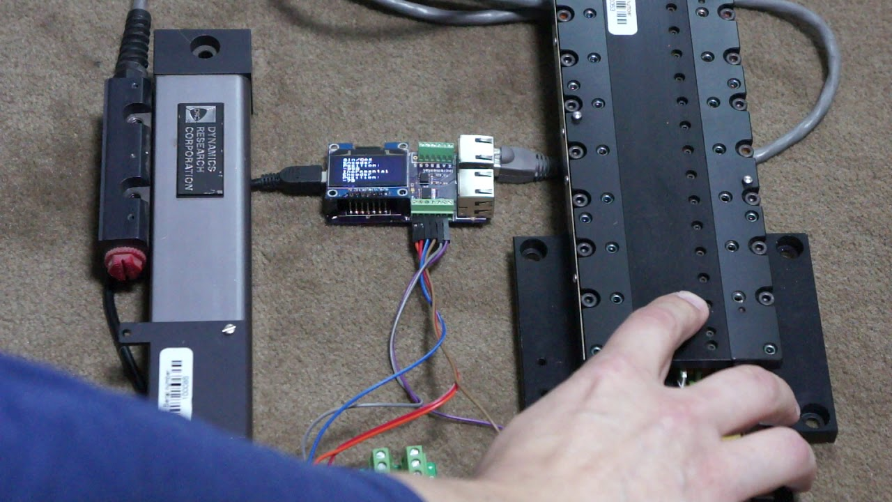 Quadrature Encoder Tester for Sin/Cos and Incremental Encoders