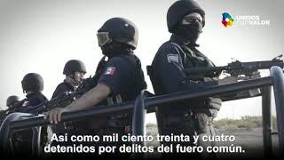 Gracias a trabajo en conjunto mejora estrategia de seguridad en Chihuahua