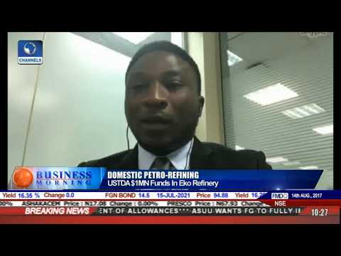 Focus On Domestic Petro Refining As Battle For Lagos Begins Pt.2 l Business Morning l