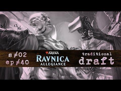 radio Kyoto s02 ep40 | Ravnica Allegiance Draft | MTG Arena