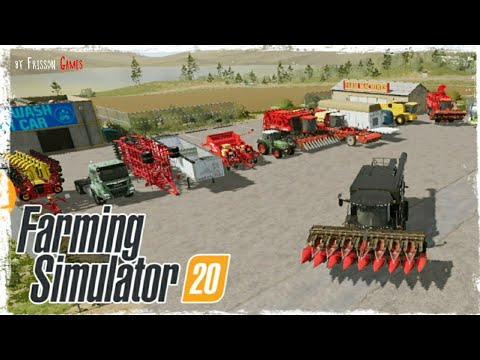 ПРОДАТЬ ВСЁ, ЧТОБЫ ВСЁ КУПИТЬ | Farming Simulator 20 #17