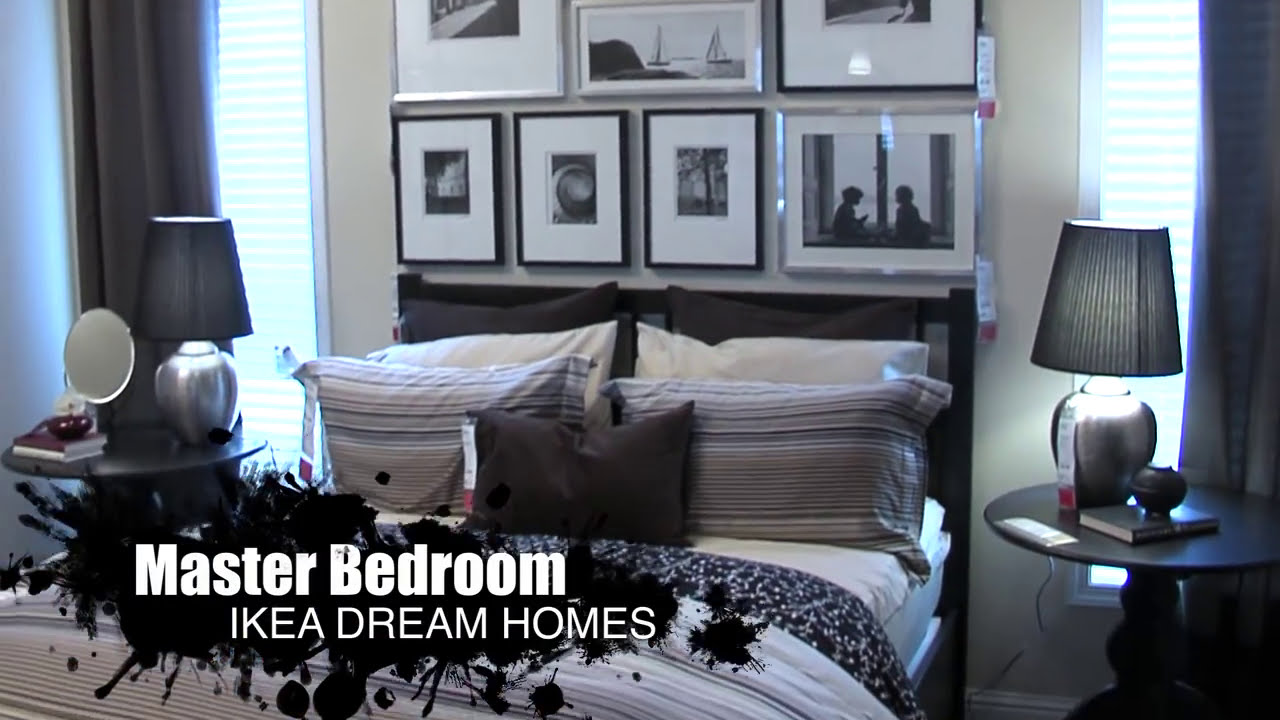 ikea dream home tour doovi. Black Bedroom Furniture Sets. Home Design Ideas