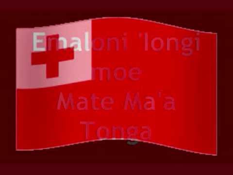 'Emaloni 'Iongi moe Mate Ma'a Tonga...