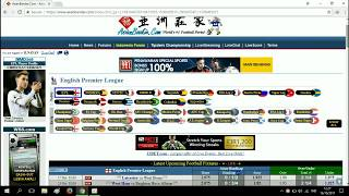 Download Video TIP Asian Handicap & Over Under 16/10/2017 MP3 3GP MP4