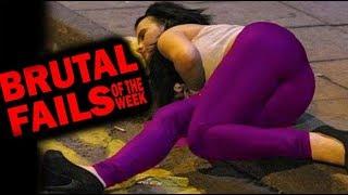 BEST FAILS 2019  JANUARY  BRUTAL FAILS OF THE WEEK  EPIC FAILS