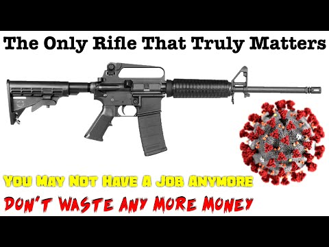 There's A Rifle By A Specific Manufacture You Absolutely Need