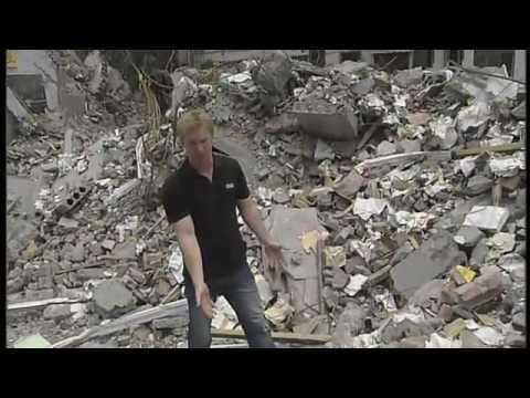 Report from the Epicenter-Sichuan 8.1 Earthquake (live footage) CCTV-International