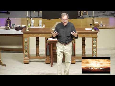 Fifth Sunday of Lent// Episcopal Sermon