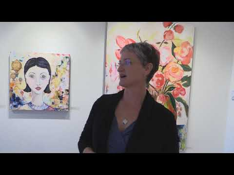 Arden Rose at Gage Gallery Arts Collective