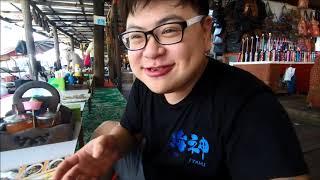 泰國曼谷的第一支影片Day1