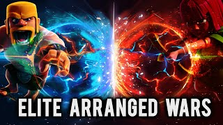 Emphatic Fury vs Onehive 2.0 | Arranged War | Clash of Clans