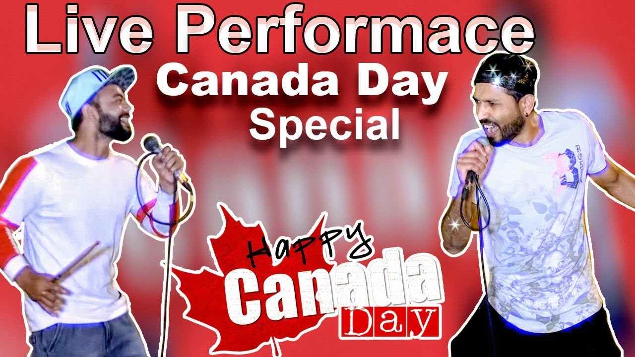 Johny Hans and R Gifty -Rap On Dhol   Latest Punjabi Rap Canada Day 2019  Special