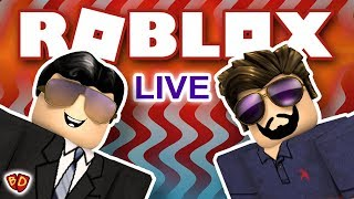 🔴 Roblox Live   NDS and MM2   Ben and Dad
