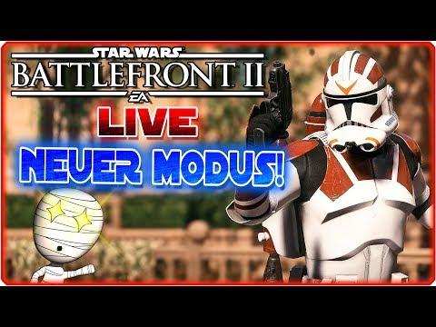 Neuer Modus: Sprungpack Fracht // Star Wars Battlefront 2 - Livestream