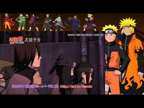 Naruto Shippuden Episódio 404 Os Problemas De Tenten Legendado PT BR Hd Previa