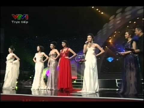 Hoa hậu Việt Nam 2012 - Chung kết - Top 5 và phần thi ứng xử - Hoa hau Viet Nam 2012