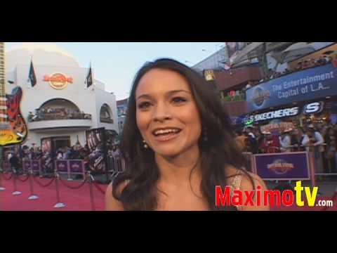 Maya Stojan  at  'Fast & Furious' Premiere