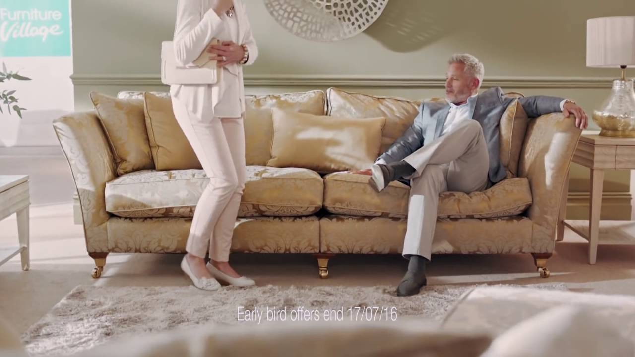 Furniture Village Advert 2015 furniture village summer commercial campaign - youtube