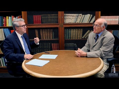 Victor Davis Hanson on grand strategy, immigration, and the 2016 presidential election