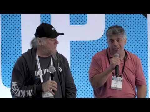 ISS Long Beach 2019 Shop Talk: Ray Ferriola of Donray Printing