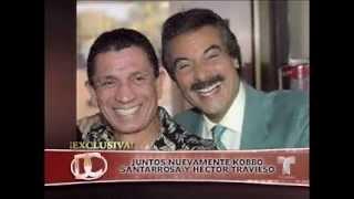 Dando Candela 5/17/13 - Regresan a la televisión Kobbo Santarosa y Héctor Travieso