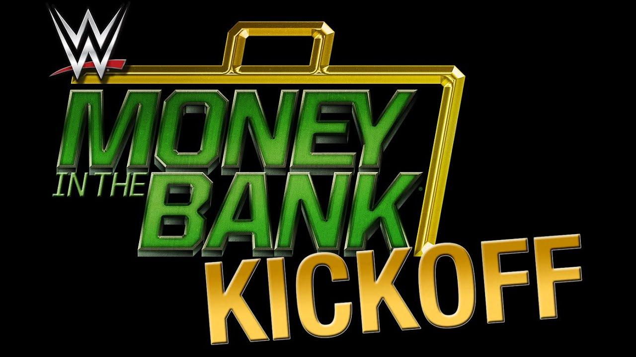 Money In The Bank Kickoff June 19 2016 Youtube