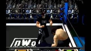 WCW vs.NWO:World Tour gameplay