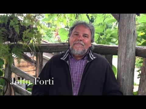 John Forti on Strawbery Banke