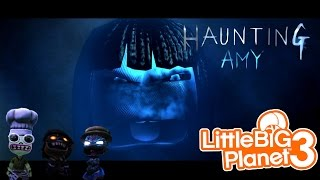 Little Big Planet 3 Multiplayer: Haunting Amy