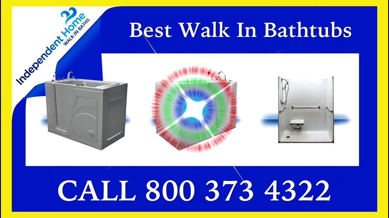 1-800-373-4322 Best Walk In Bathtubs NYC, NY: http://IndependentHome ...