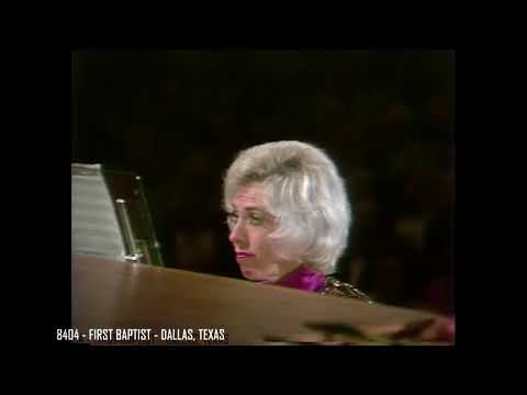 FIRST BAPTIST - DALLAS, TEXAS (The Joy of Music with Diane Bish)