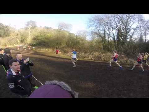 GoPro Footage of Swansea University in Bristol X-Country, Feb 2015