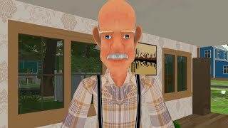 Bad Granny Chapter 2 - Gameplay Walkthrough Part 1 (Android,iOS)
