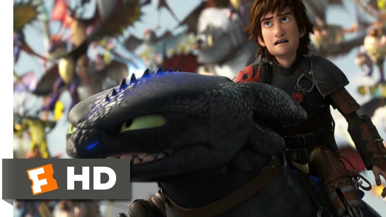 How To Train Your Dragon 2 Bewilderbeast