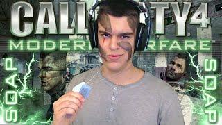 YO SOY SOAP! - Call of Duty: 4 Modern Warfare Live 2.0 - AlphaSniper97