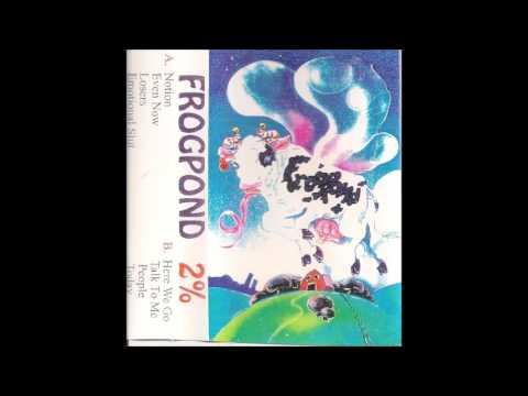 Frogpond  2% 1994 Full EP