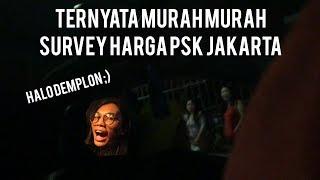 HARGA PSK JAKARTA - SOCIAL EXPERIMENT