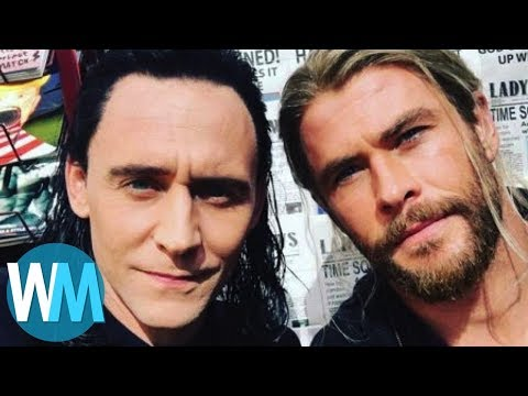 Top 10 Celebrity Best Friends Who Are Enemies on Screen