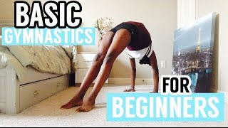 Basic Gymnastics Skills F๐r Beginners | Totally Gymnastics