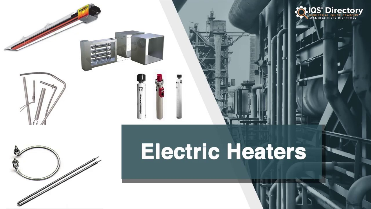 Electric Heater Manufacturers | Electric Heater Suppliers