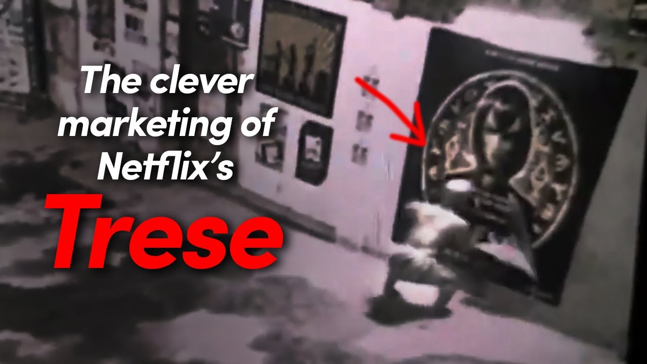 The clever marketing of Netflix's TRESE (Filipino anime)