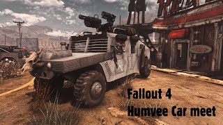 Drivable Cars Mod Fallout 4