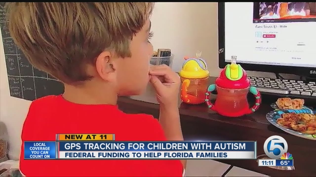 GPS Trackers for Autistic Children Are Free Now?