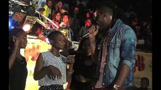 "Flavour Performs ""Ada Ada"" Live In Cameroun."